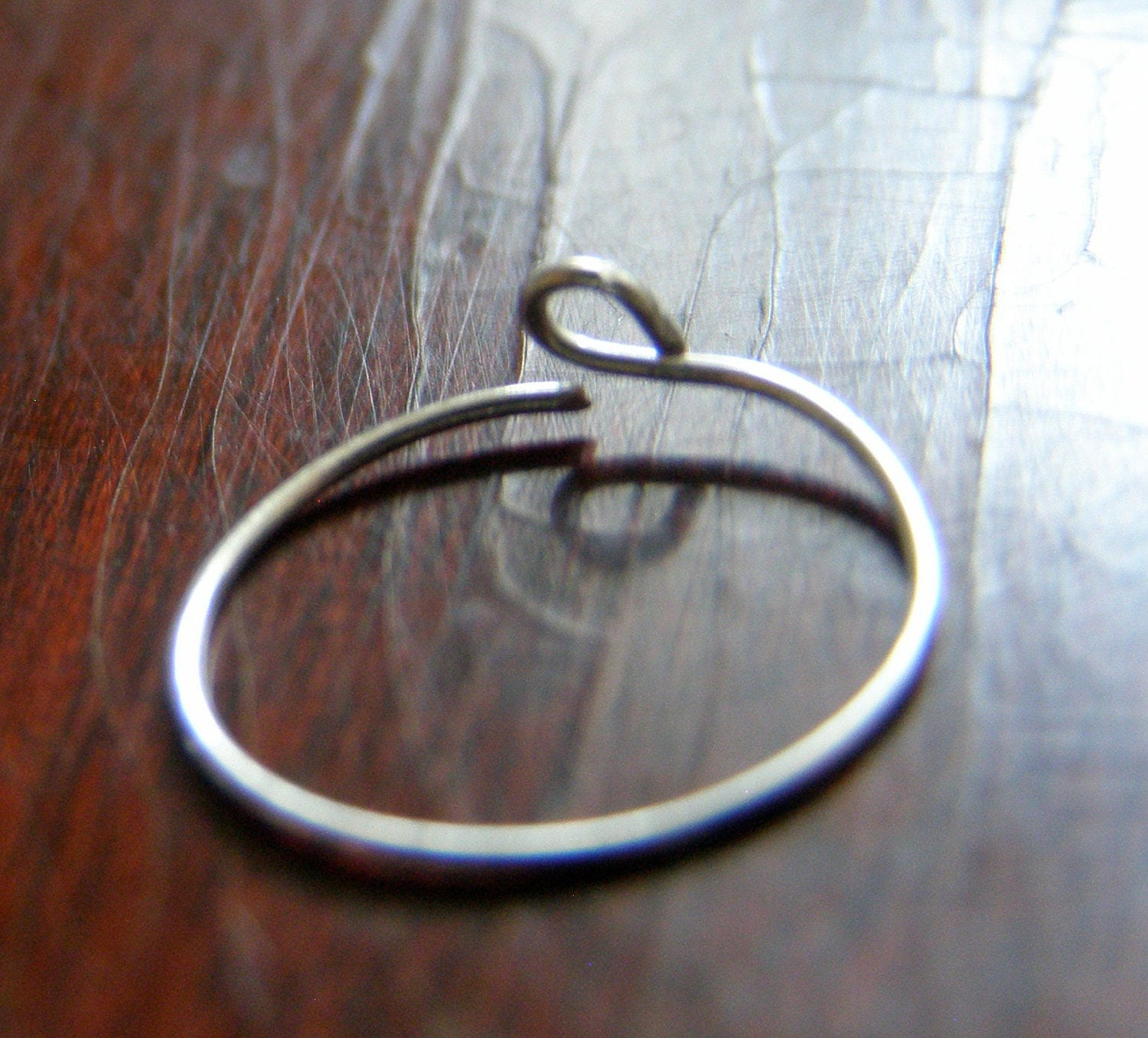3 pack 24 thin silver nose rings different sizes