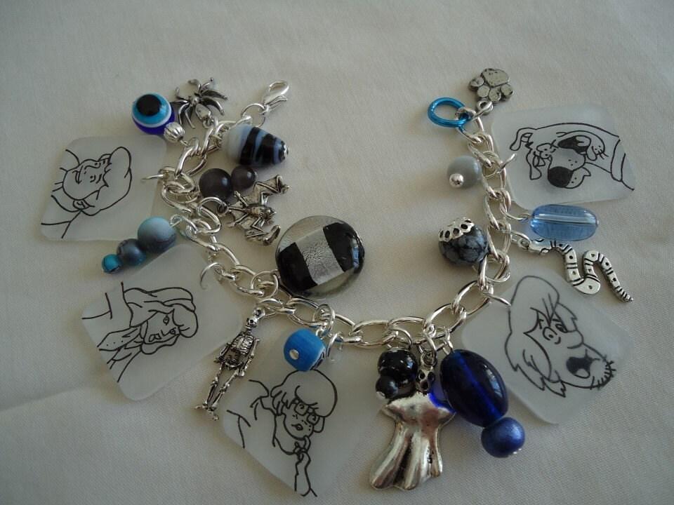 how to make scooby doo bracelets