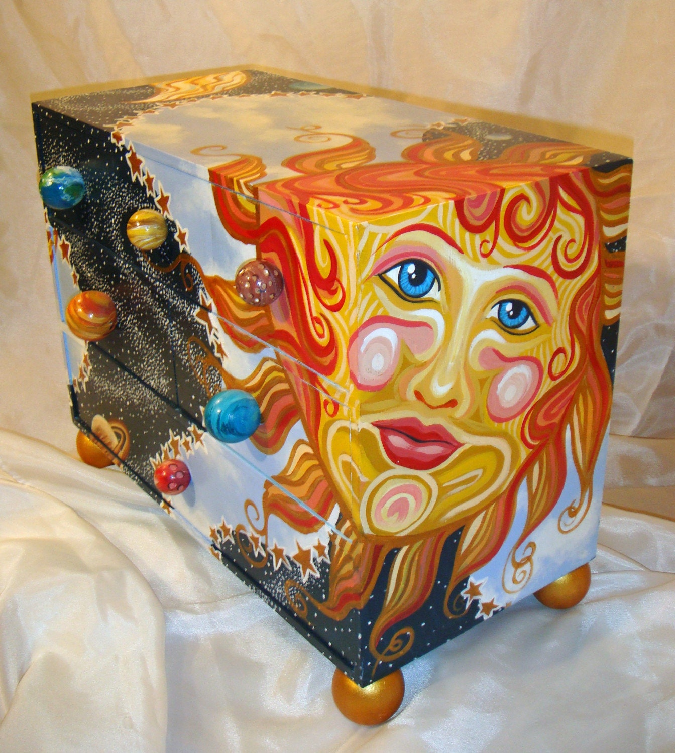 whimsical painted furniture whimsical one of a