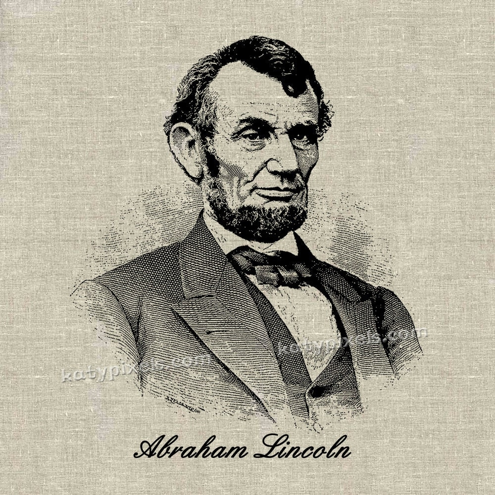 Hilaire image in printable pictures of abraham lincoln