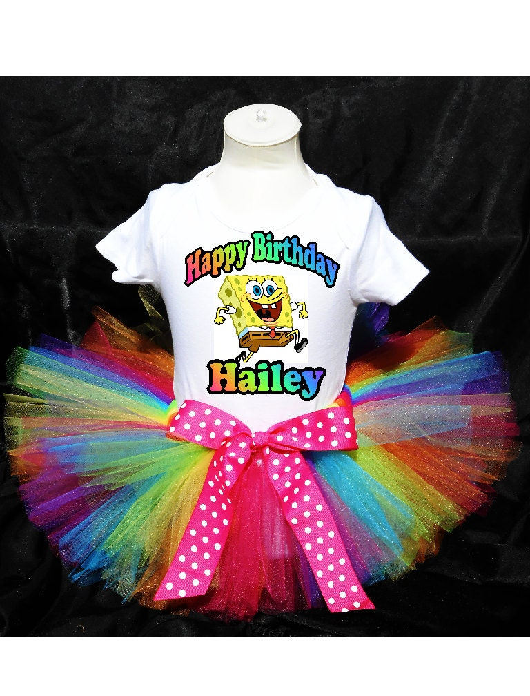 SpongeBob Birthday Party Costume or Outfit for Kids – Girls and Boys. For birthday boys, these would make them eye catchers on their party. Image Source Image Source Image Source Image Source. I am sorry, but honestly the birthday party outfits for girls are more awesome! We all know dress-up is really a girl thing so don't be jealous boys.