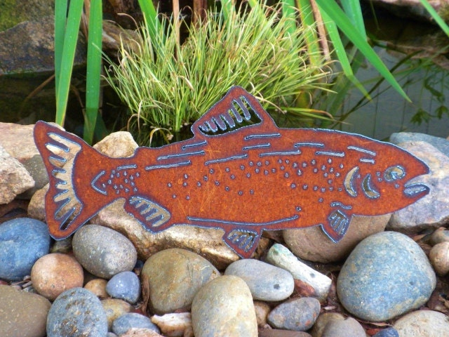 Metal Fish Art