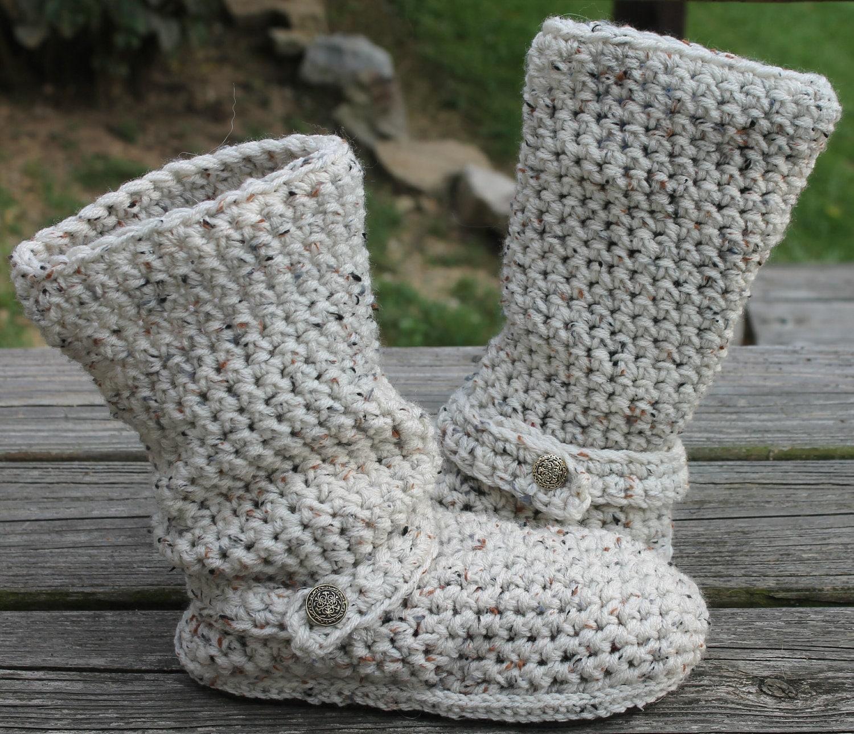 Free Crochet Pattern Ugg Boots : Crochet Ugg Boots Free Pattern
