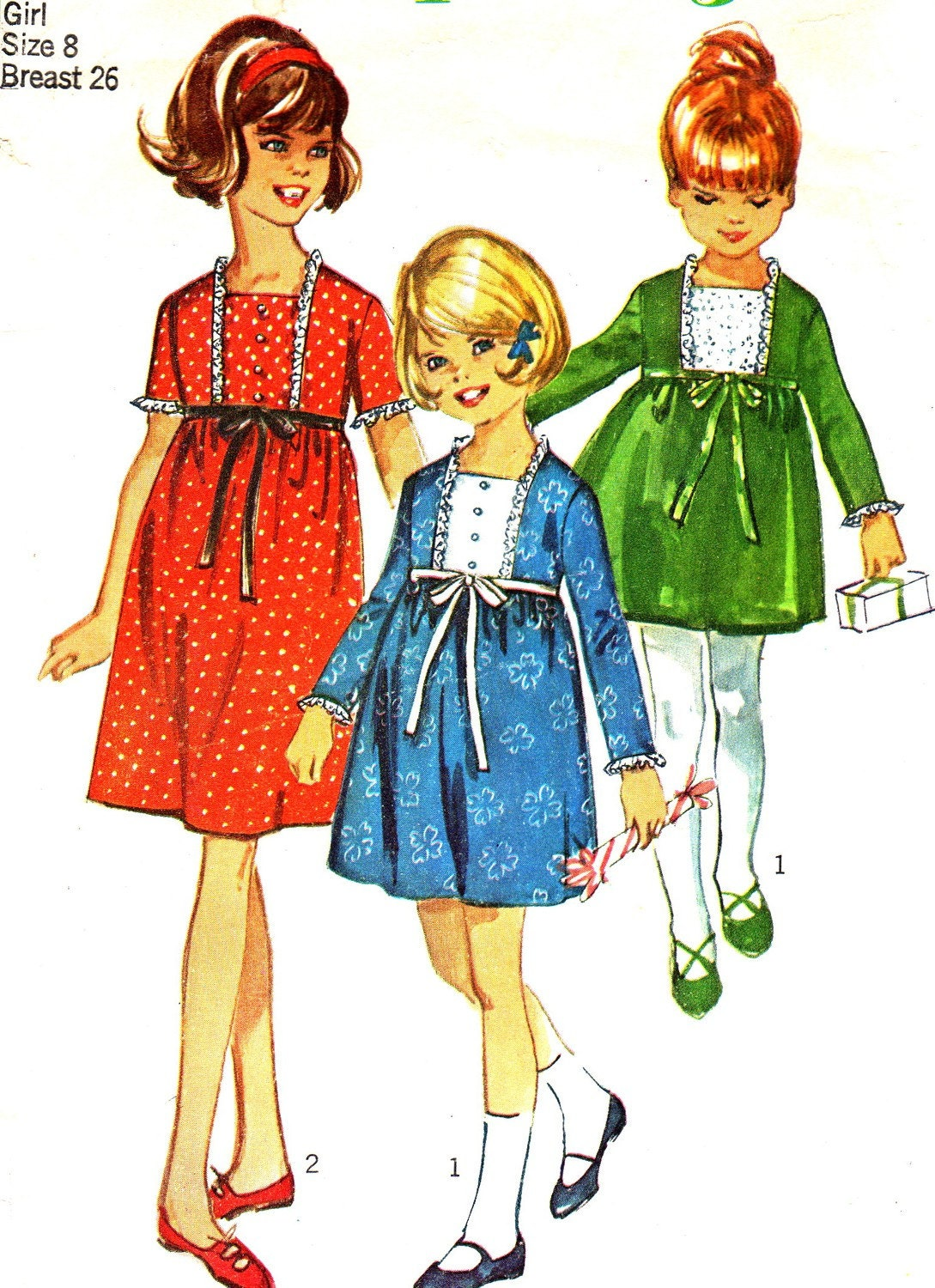 1960s Fashion for Women amp Girls  Styles Trends amp Photos