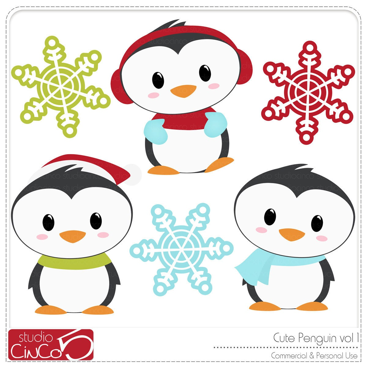 Cute Clipart Penguin Images & Pictures - Becuo