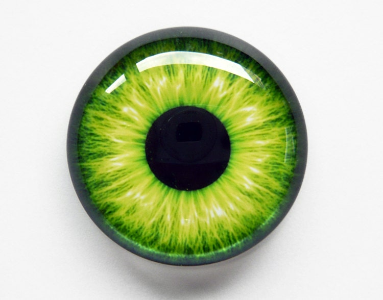 Etsy Glass Eyes