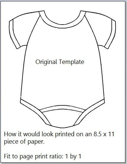 Sassy image with regard to printable onesie template