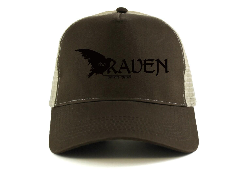 Indiana Jones The Raven Bar Wings Trucker Cap