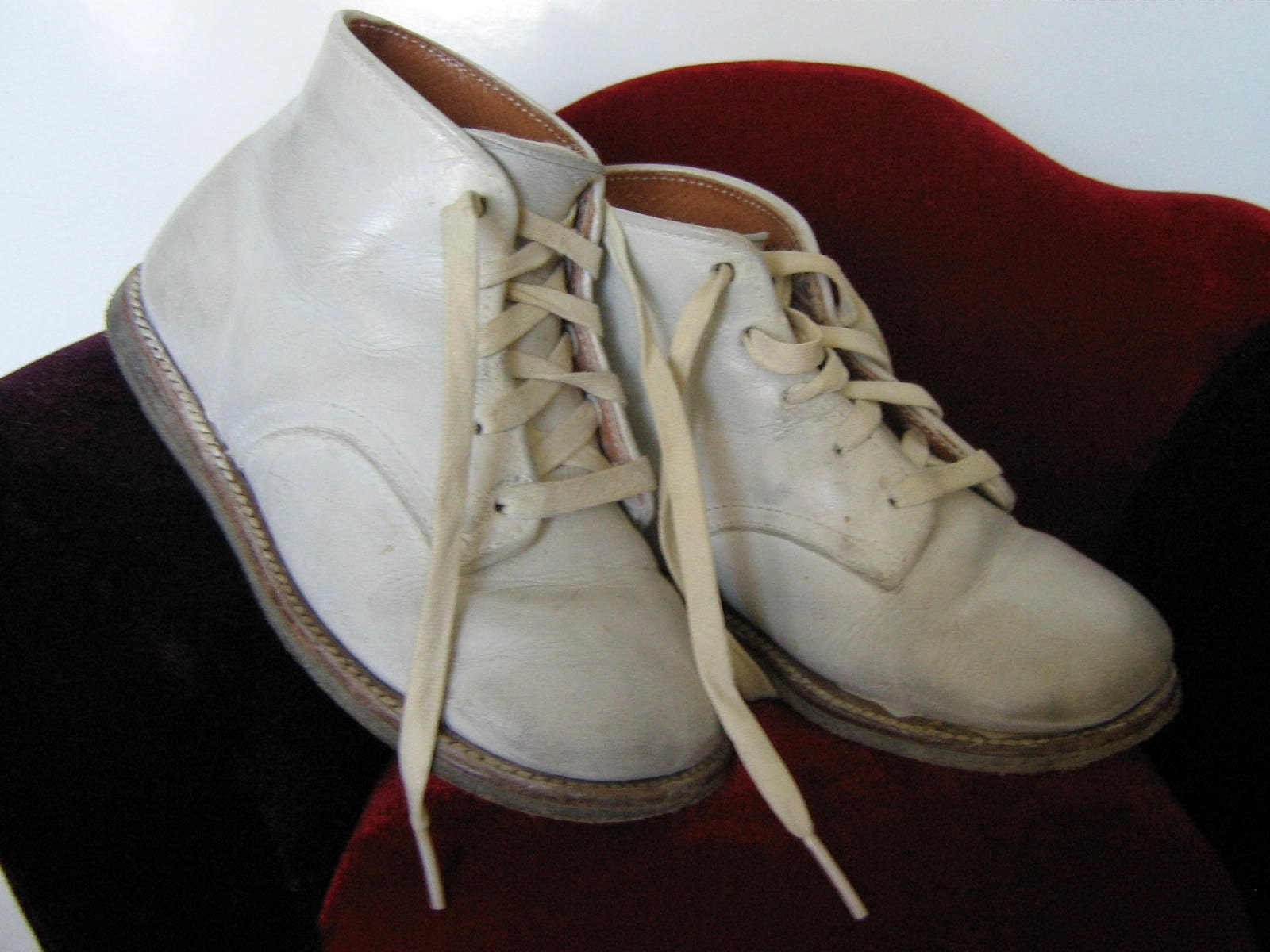 Vintage Stride Rite Baby Shoes Tbravovintage Etsy