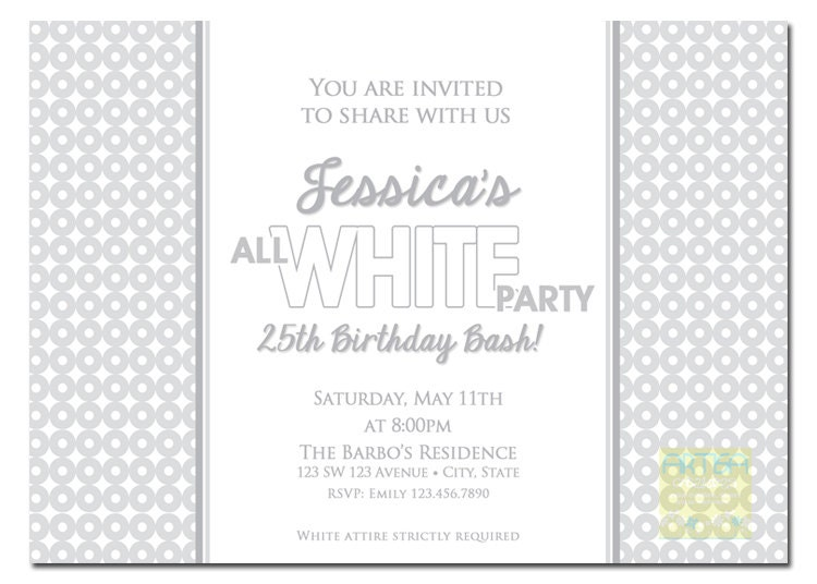 Sweet 18 Invitations as adorable invitation template