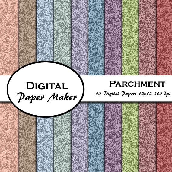 parchment style paper