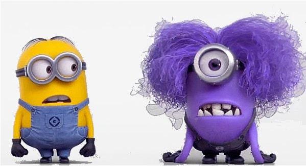 Despicable Me 2 Purple Minion Shirt 75