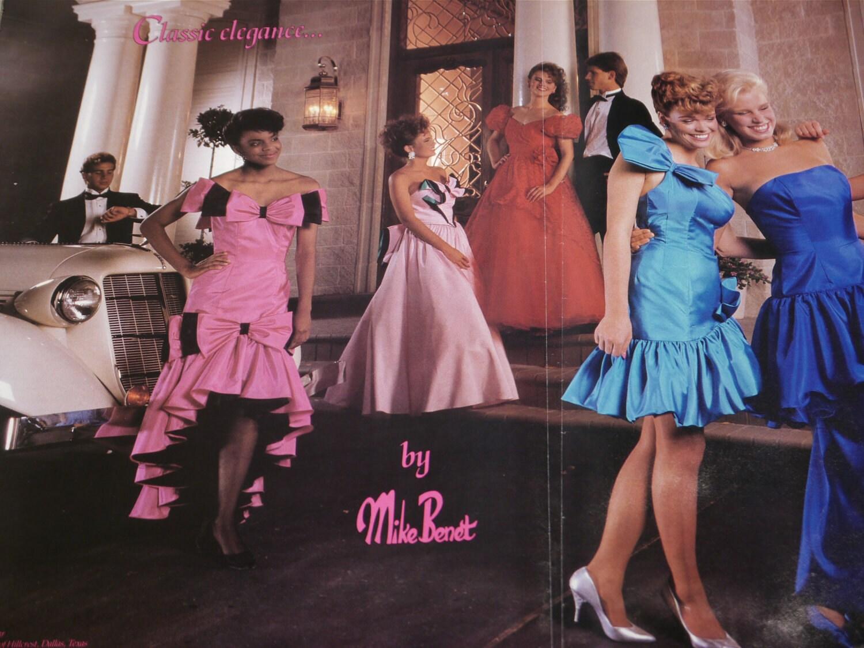 Sale 1989 Seventeen Magazine Prom Issue By Breelzebub On Etsy