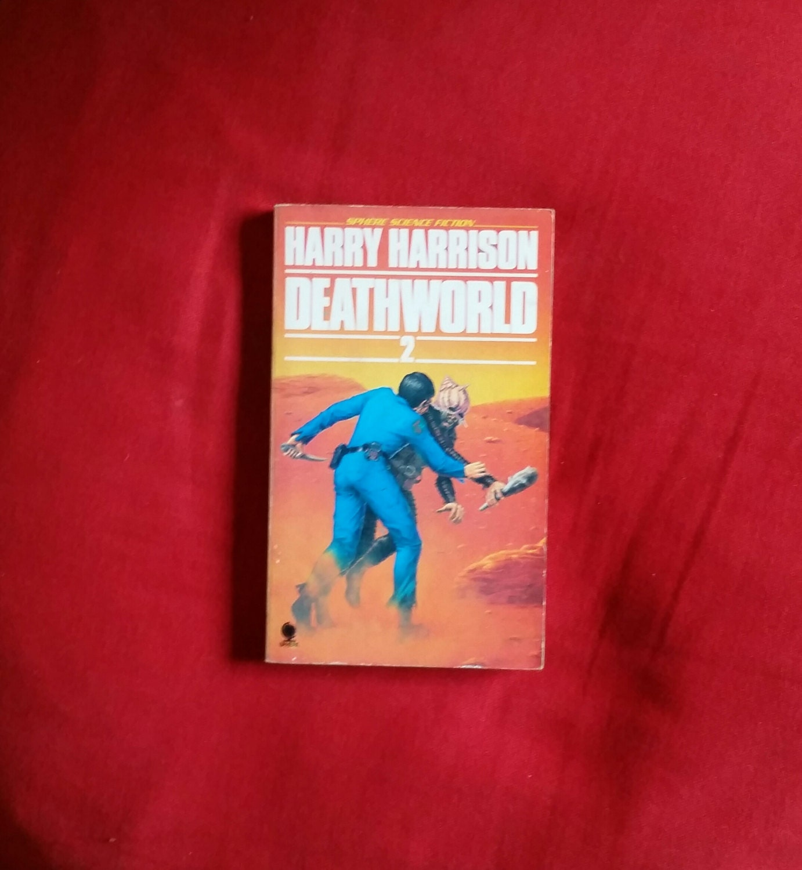 Harry Harrison  Deathworld 2 (Sphere Books 1977)