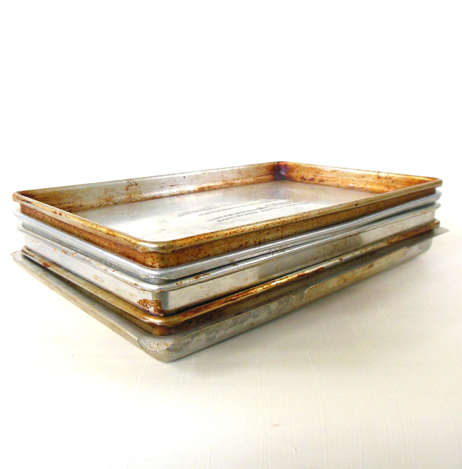 Toaster Oven Baking Sheet Pans by LaurasLastDitch on Etsy