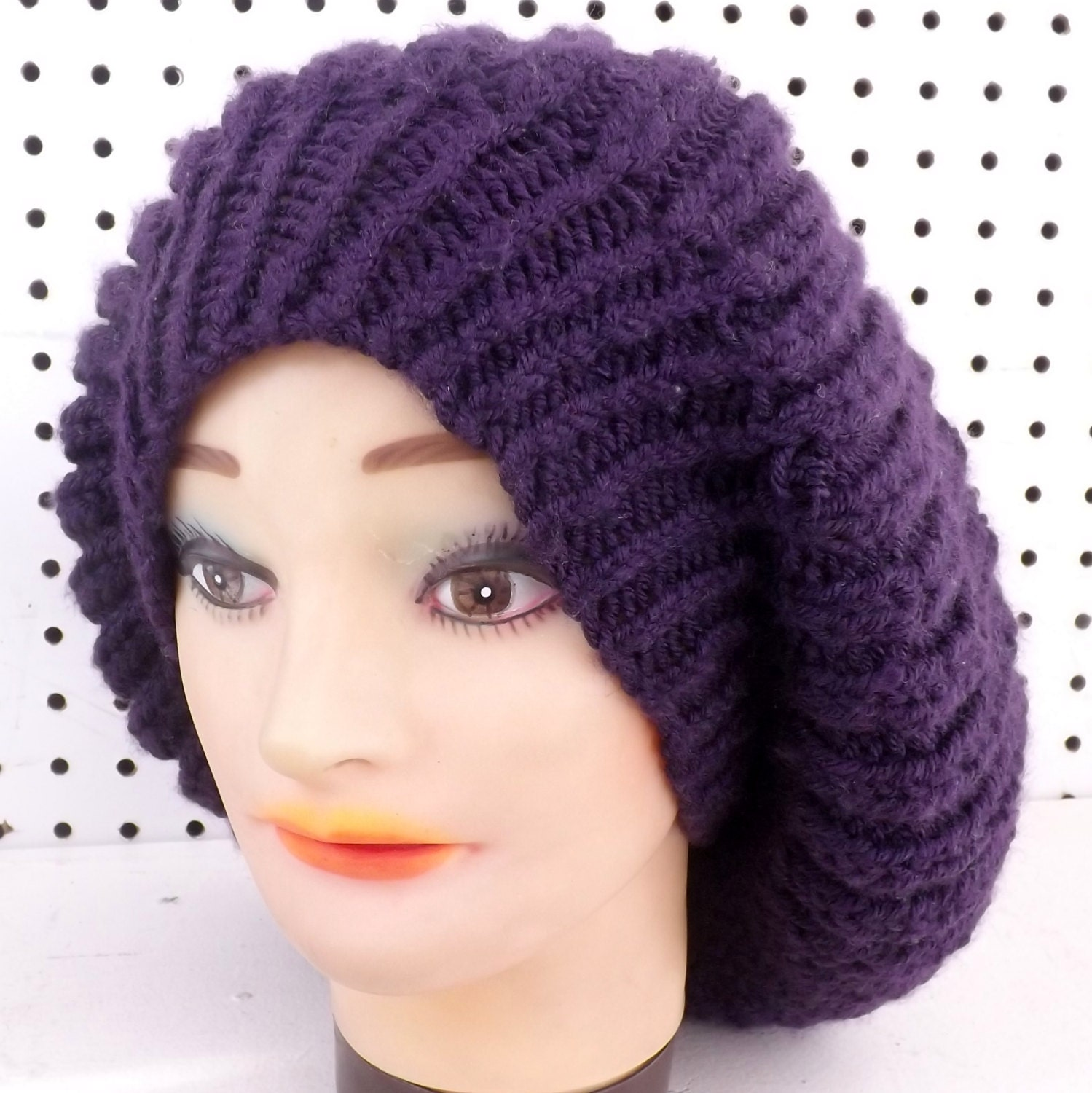 Knitted Beret Patterns : Knit Beret Hat Pattern Images - Frompo