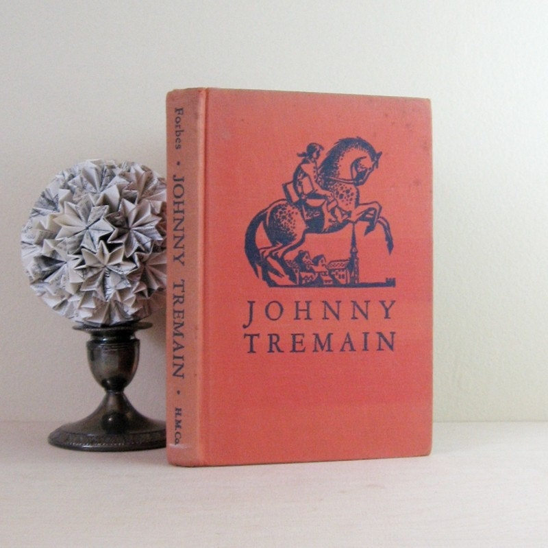 an analysis of the childrens novel johnny tremain by esther forbes Johnny tremain [esther forbes] i decided it was time to read the original book called johnny tremain written in 1943 by esther i read this as a child.