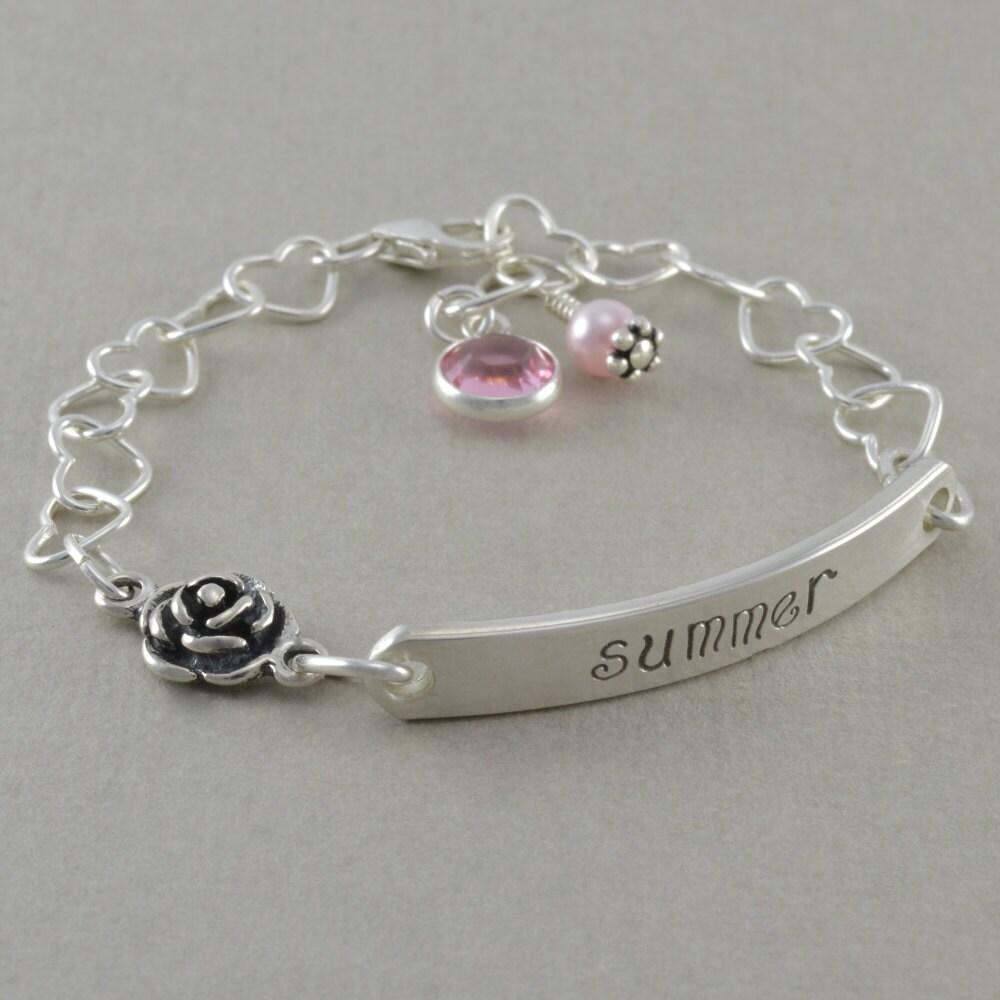 Amazonin Silver  Bangles amp Bracelets  Girls Jewellery