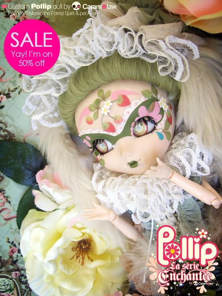 Mielliki, pullip full custom by Caramelaw / News Il_570xN.282334437