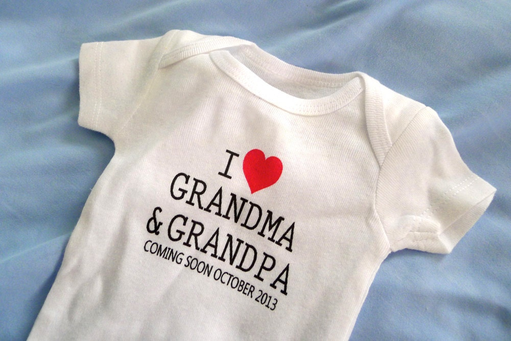Pregnancy Announcement Ideas For Grandparents Pregnancy announcement ...