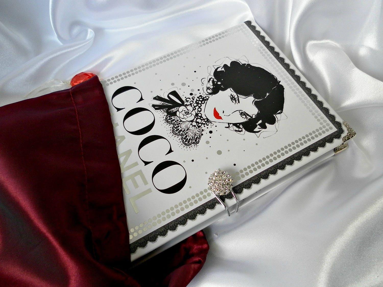 Chanel Book Purse  Chanel Clutch  Fashion Book Handbag  Chanel Bag  Book Cover Handbag  UK Book Purse