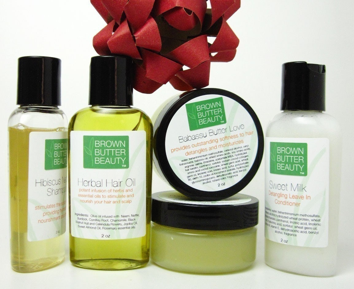 5-Piece Hair Care Set