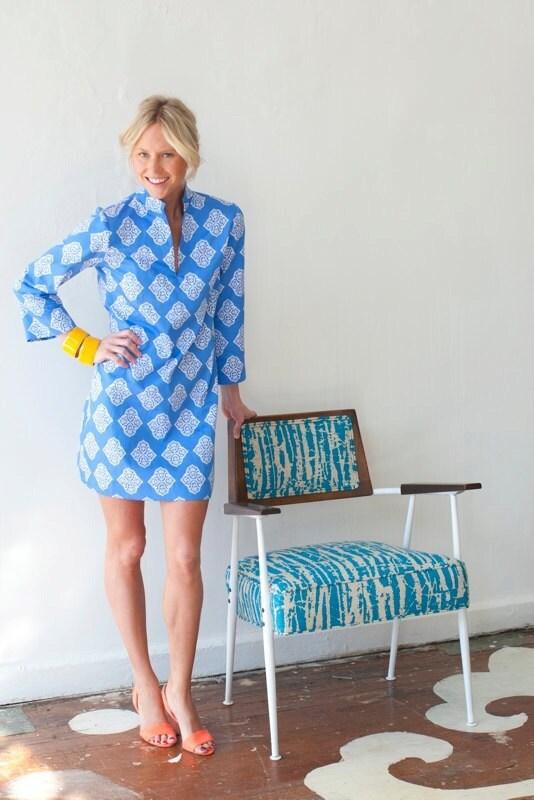 McLain Tunic Dress