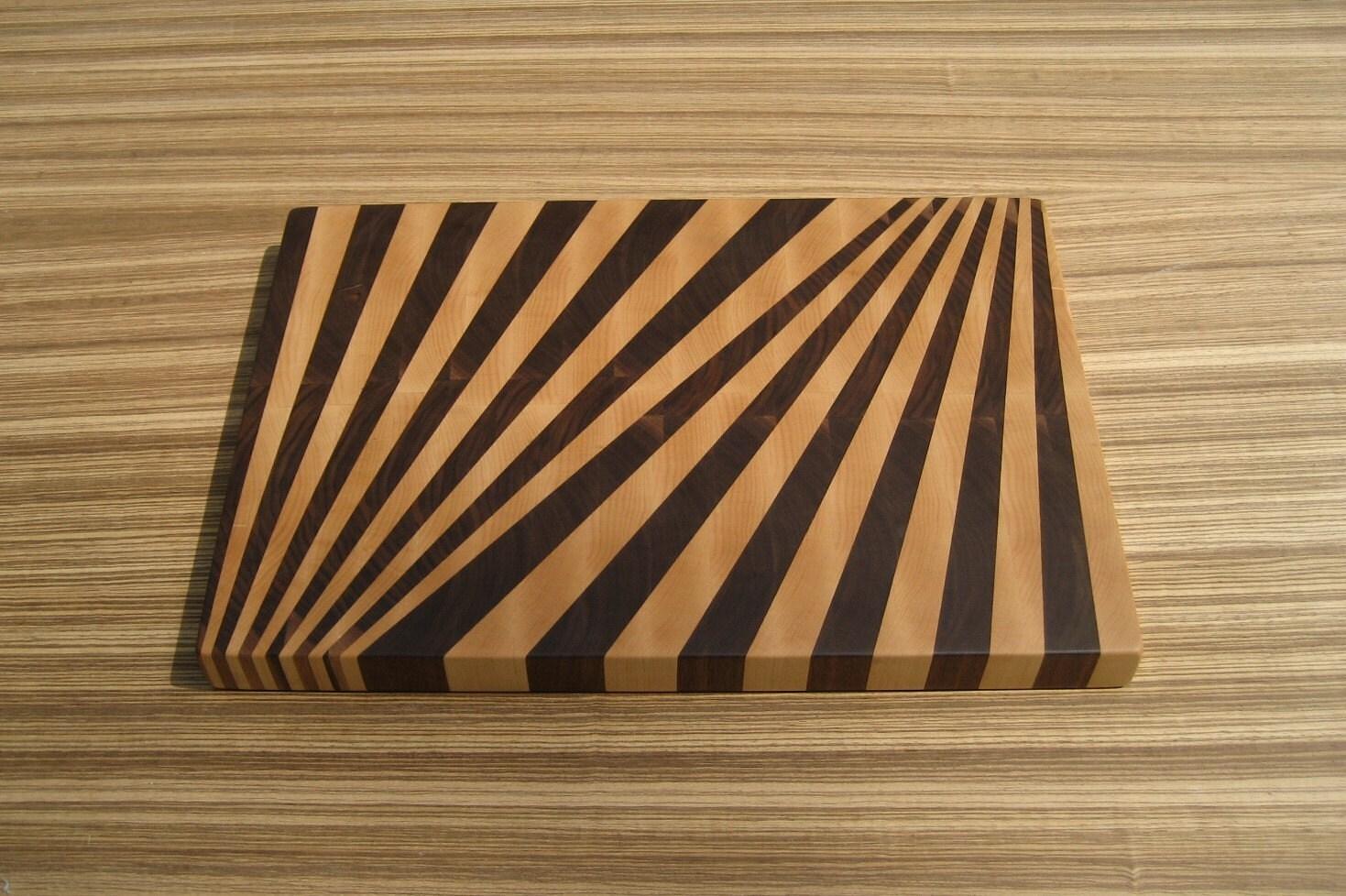 Cutting board patterns