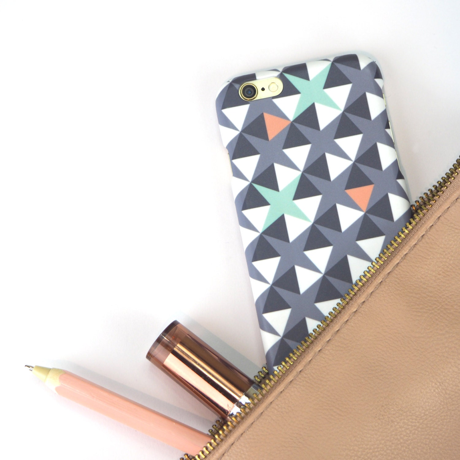 Geometric iPhone 6 Case Cute Patterned iphone 6 hard case iPhone cases  IPhone 6s Case