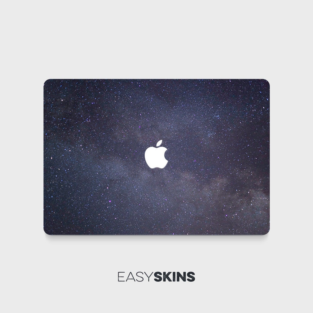 Stellar  MacBook Pro Skin  MacBook Air Sticker  Laptop Skin  MacBook Decal  Laptop Sticker  Easy Skins