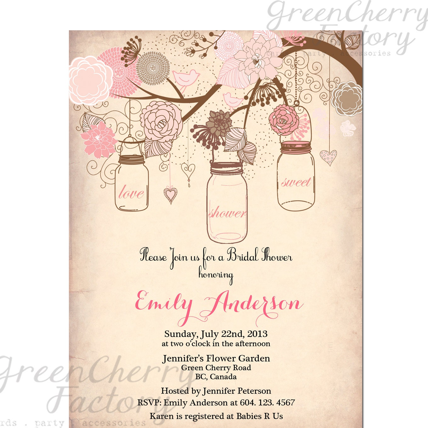 Vintage baby shower invitation templates filmwisefo