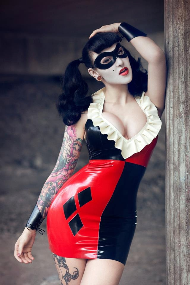 Harley Quinn On Etsy A Global Handmade And Vintage