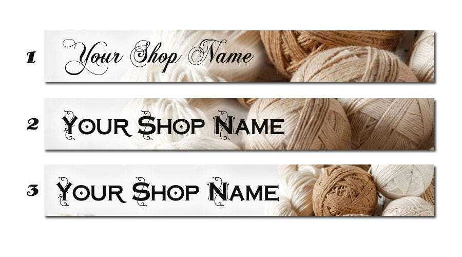 Knitting Font Dafont : Items similar to knitting shop banners knit crochet