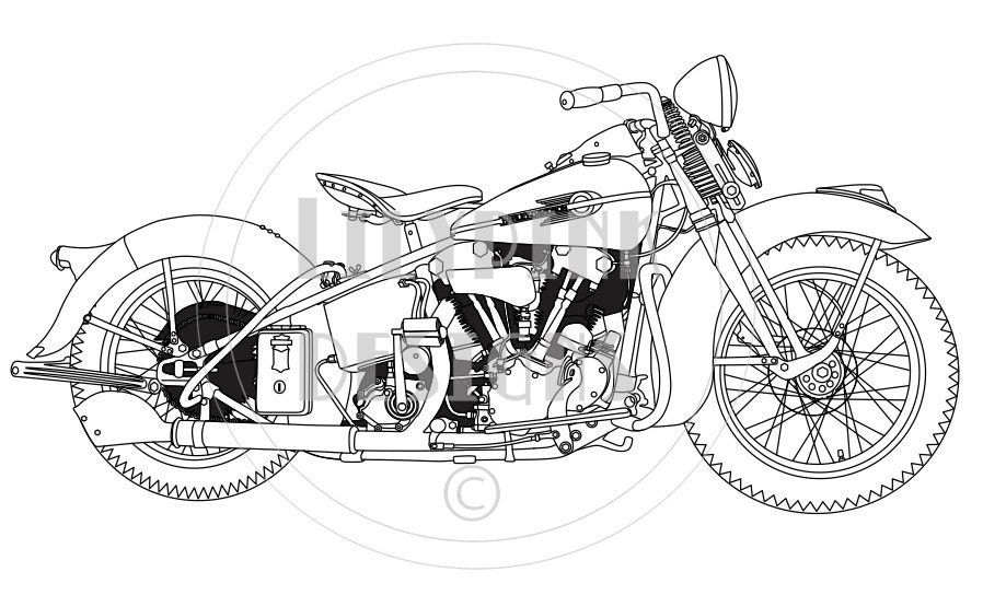 Harley Davidson Knucklehead furthermore Dibujos De Tatuajes Tribales De Tigres as well Laundry Icon as well Mandalorian Coloring Pages additionally Coloring Pages Of Motorcycles. on harley davidson line art