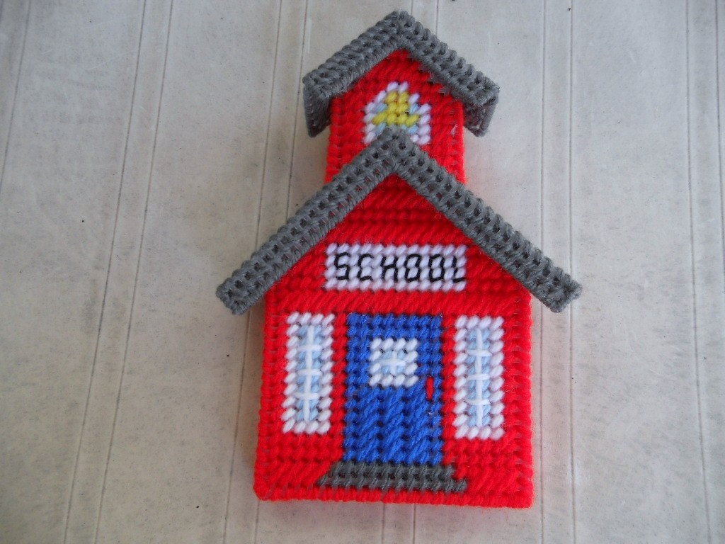 Schoolhouse Magnet