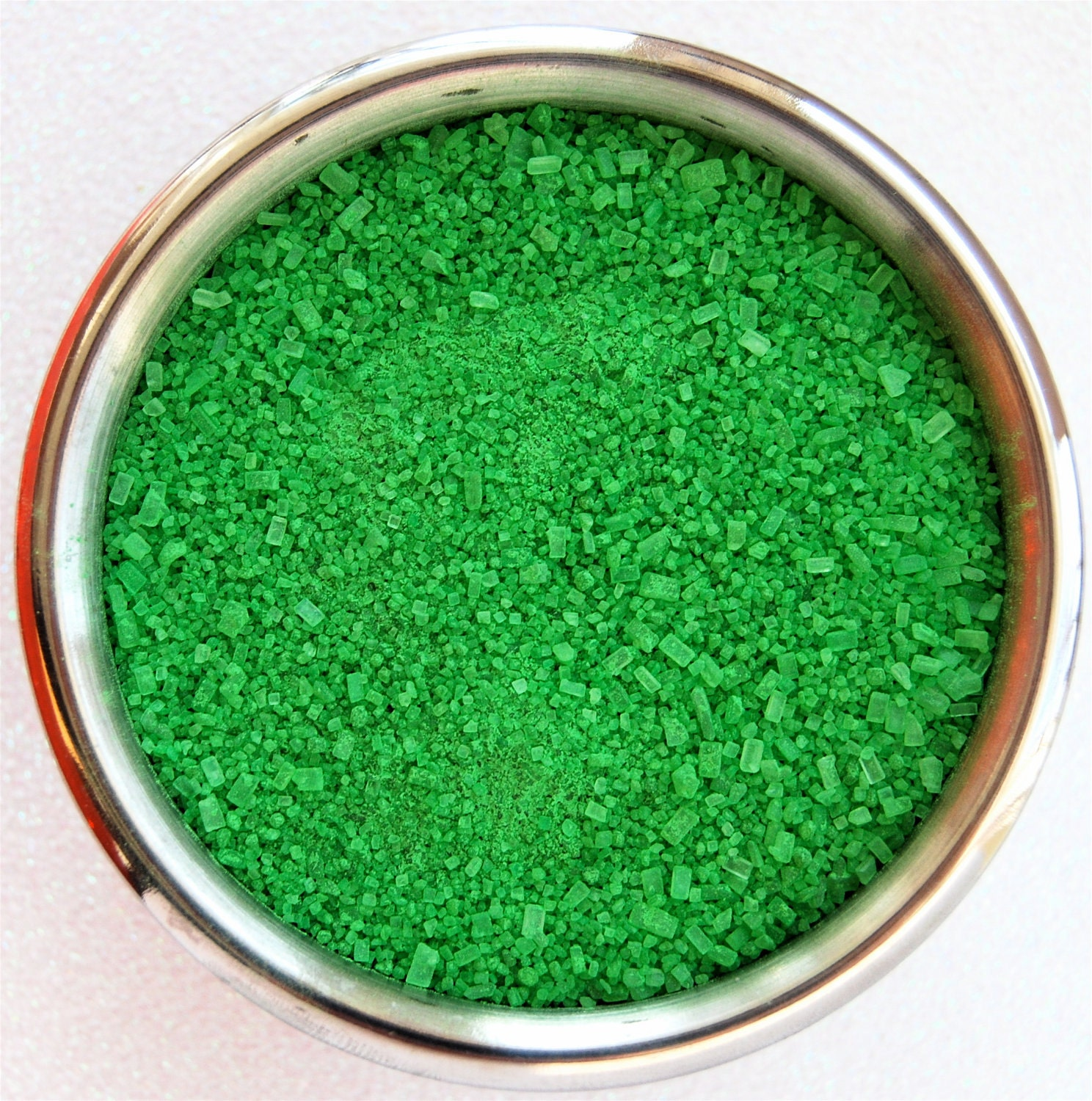 Items similar to green apple flavored cocktail sugar 4 oz for Green apple mixed drinks