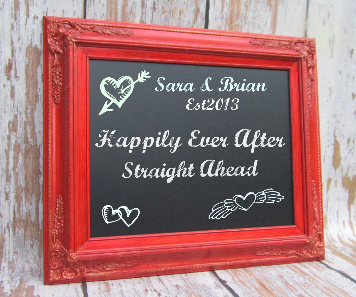 KITCHEN CHALKBOARD For Sale ExTRA LaRGE 53x27 By