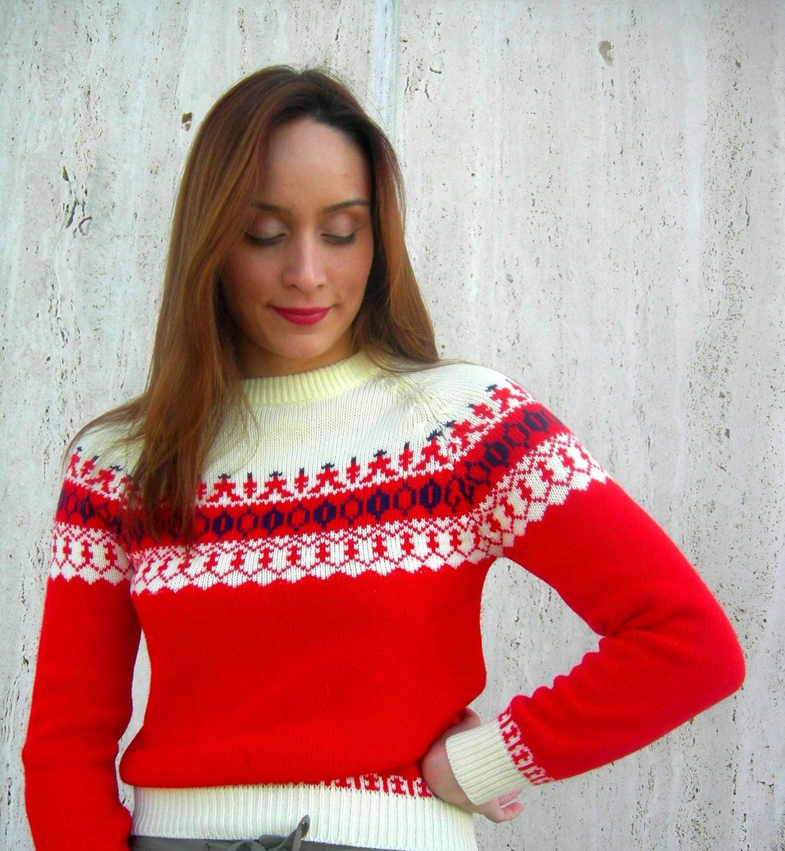 Vintage sweater - SassySenoritaVintage