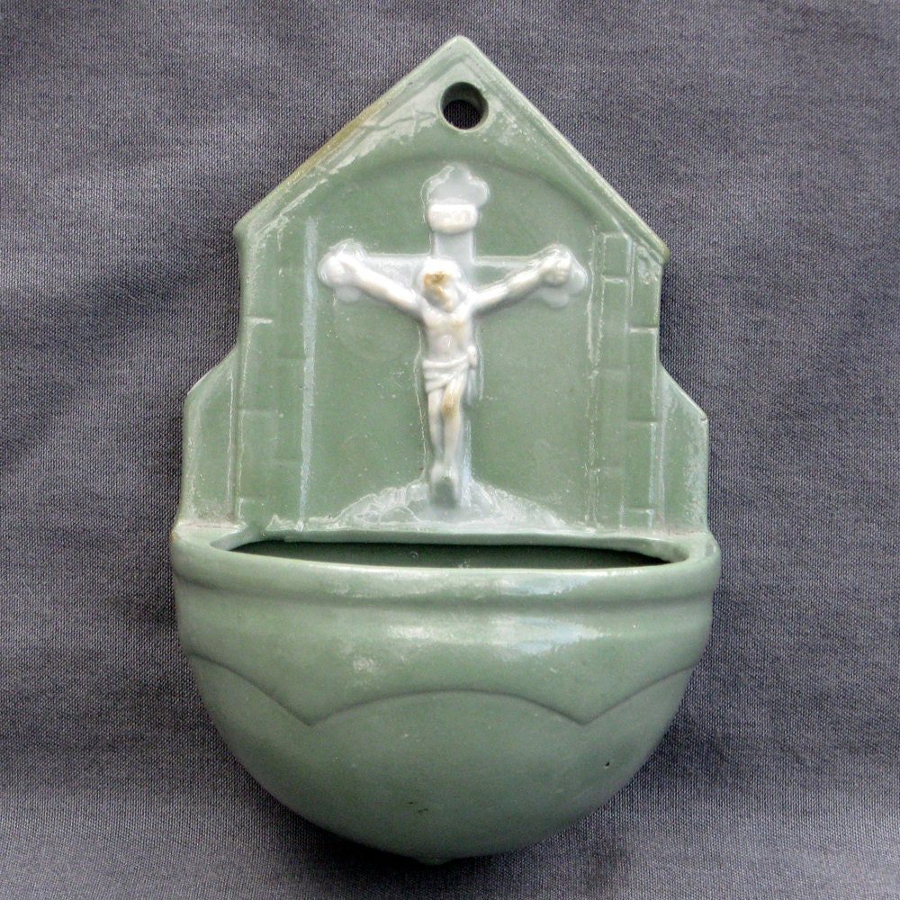 Vintage Holy Water 45