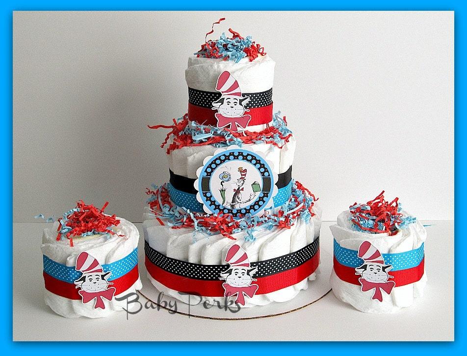 Doctor Seuss Cake Decorations