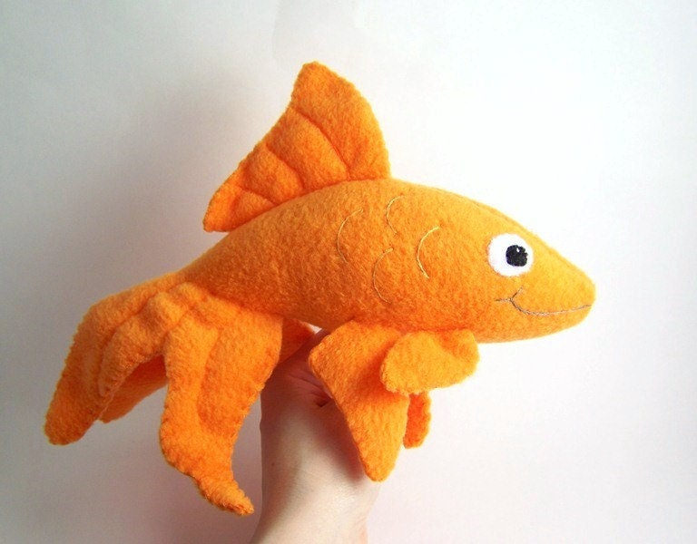 1000 images about sassy fish on pinterest goldfish for Fish stuffed animals