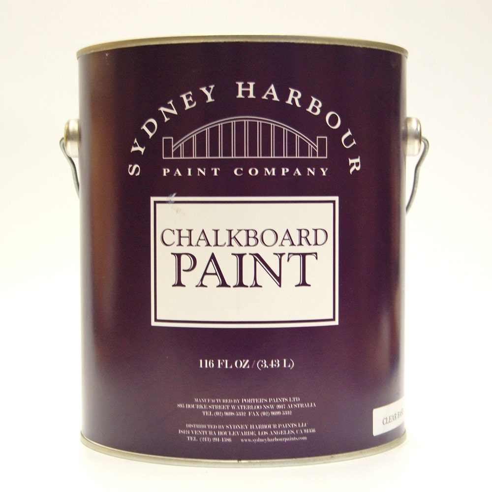Sydney Harbour Exterior Chalkboard Paint By Mccolluminteriors
