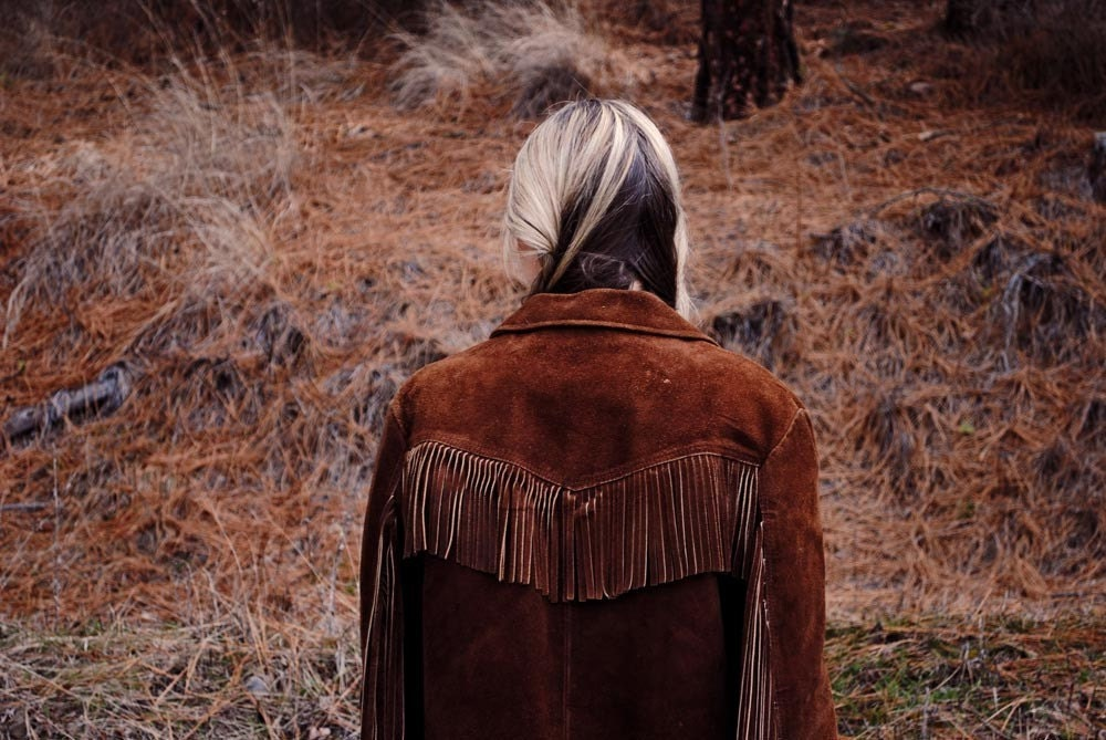 Women s Interstate Leather Fringe Jacket - 149131, Insulated Jackets