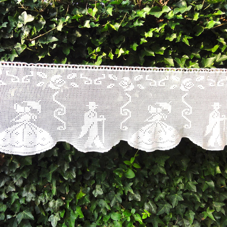 dutch lace curtains