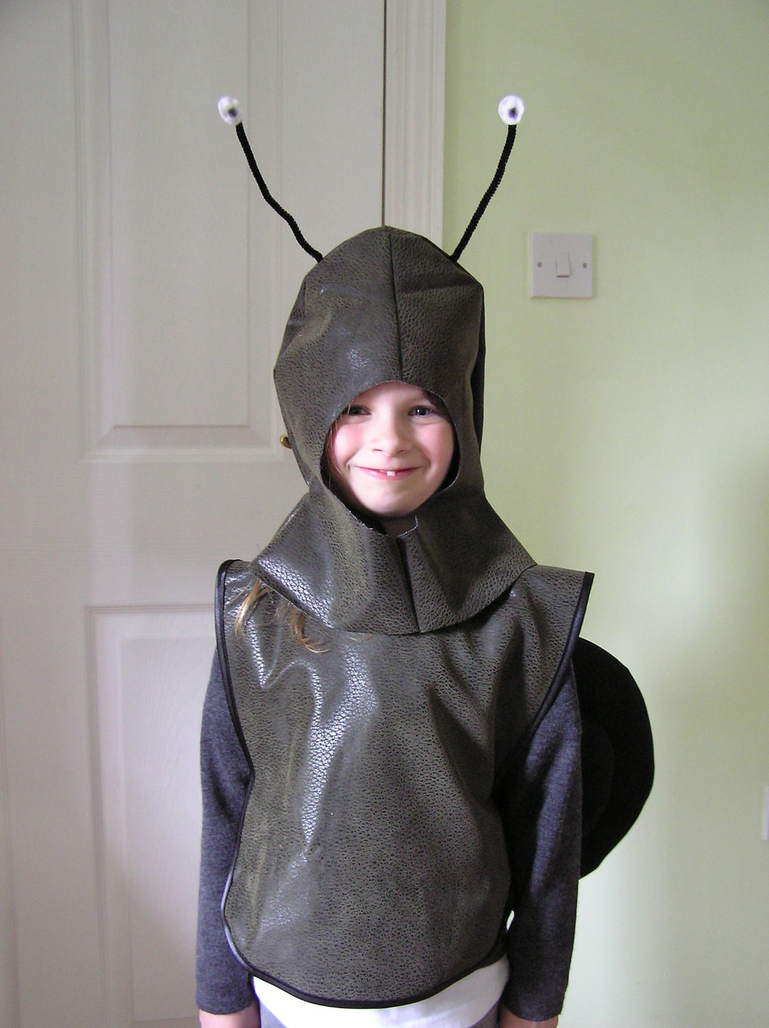 Snail Costume For A Child Turbo See My Coiled By