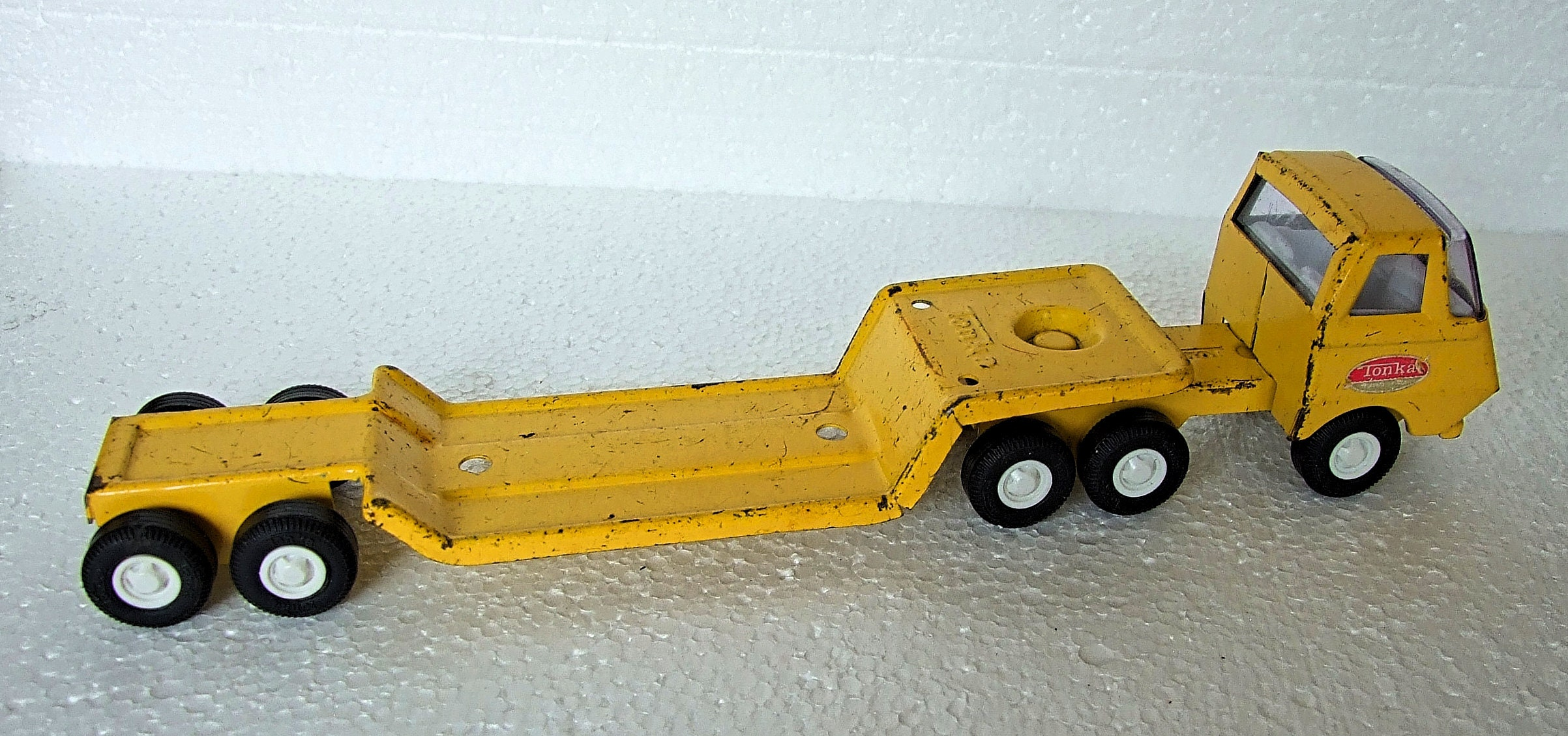 Vintage Tonka Low Loader Truck