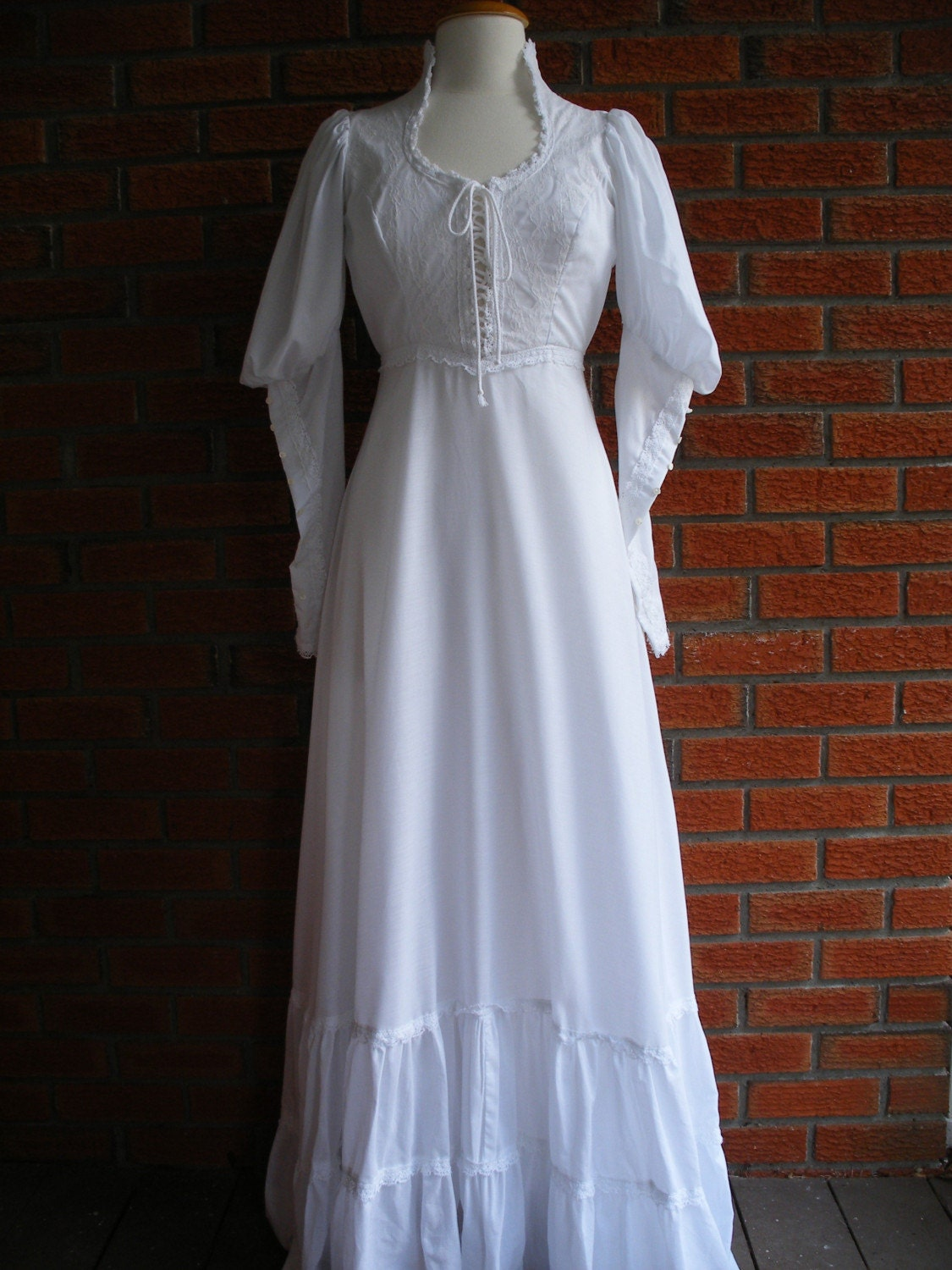 Gunny Sack Wedding Dress - Gown And Dress Gallery