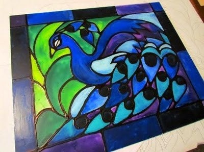 Stained Glass Paper For Windows Stained Glass Windows From