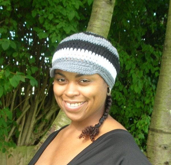 Z-Cap Crochet Pattern