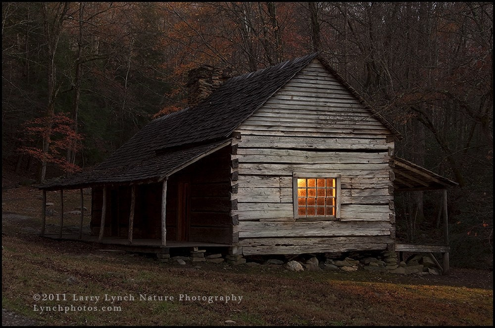 Noah Bud Ogels Log Cabin - Larry727